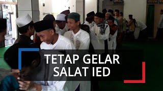 Masjid-Masjid Kecil di Kota Bogor Tetap Gelar Salat Idulfitri 1441 H di Tengah PSBB