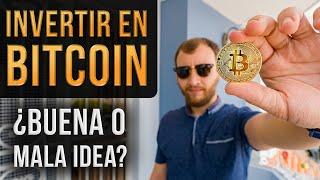 Video: Invertir En BITCOIN ¿Buena O Mala Idea?