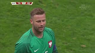 Artur Boruc - Pożegnanie z Reprezentacją Polski - Polska Urugwaj 2017