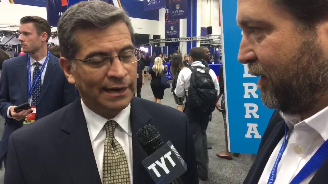 Post-Debate: Michael Shure With Rep. Xavier Becerra On Hillary's Performance thumbnail