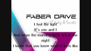 Faber Drive - Never Coming Down - Lyrics