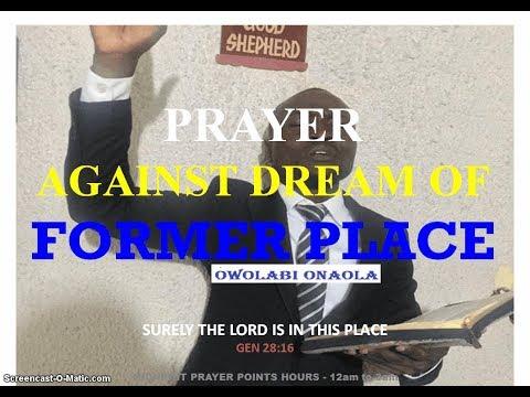 Prayer Against Limitation