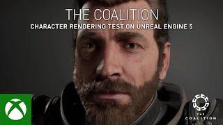 Tech Demo UE5 - Rendering Personaggio