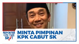 75 Pegawai Gagal TWK Minta Pimpinan KPK Cabut SK Pembebastugasan