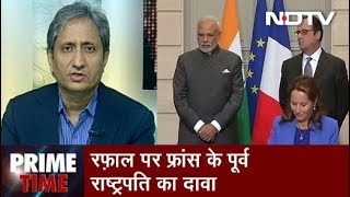 Prime Time Intro With Ravish Kumar, Sep 21, 2018 | Who Brought Reliance Defence Into Rafale Deal?