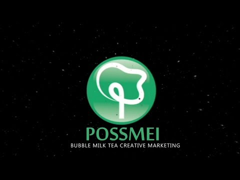 Start Your Own Bubble Tea Brand with Possmei - YouTube