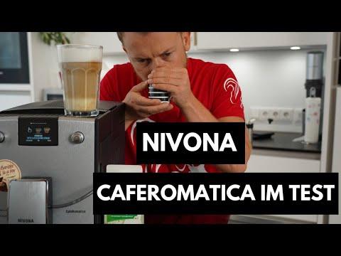 Nivona Caferomatica Kaffeevollautomat im Test und Vergleich
