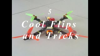 5 Cool Flips and Tricks that you can learn - FPV