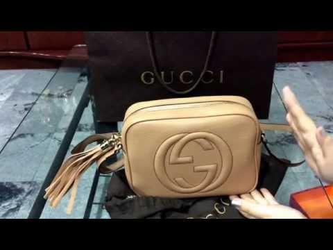 fe5508f30c73 Unboxing: Gucci Soho Disco Bag and Tory Burch Ballerina shoes - piqpop