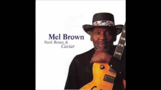 MEL BROWN (Jackson, Mississippi, U.S.A) - Blues On The Green (instr.)