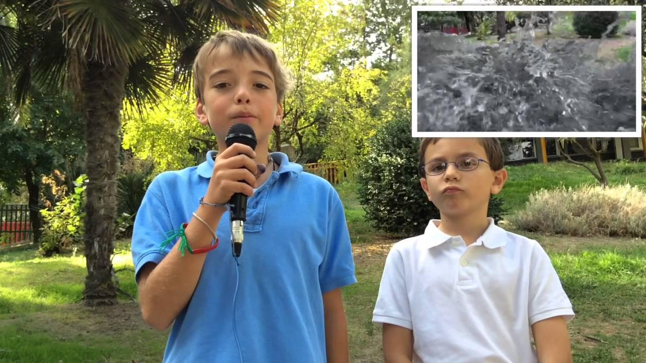 Cine para niños - Noticias Terribles - Kids Work - Pequeños Cineastas - Kids In Black