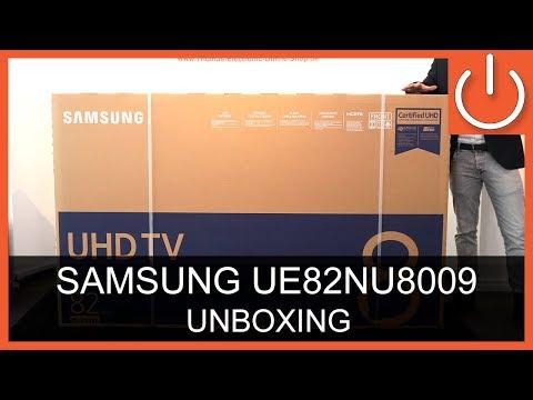 Samsung UE82NU8009 - Unboxing - UE75NU8009 - Thomas Electronic Online Shop – UE82NU8009TXZG