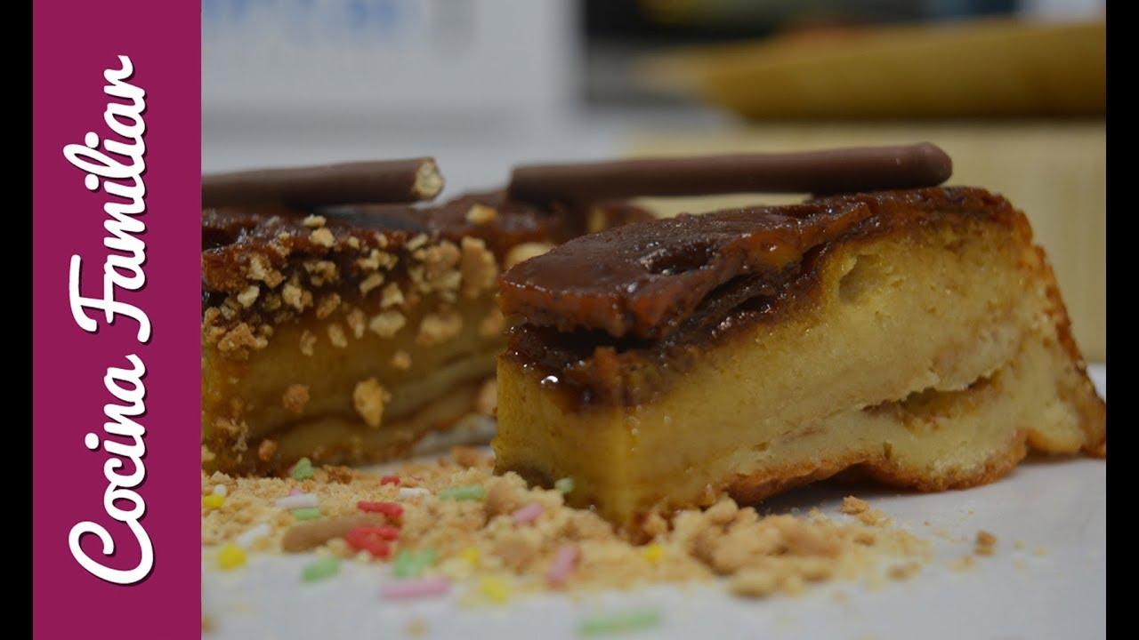 Pudding de manzana al brandy | Javier Romero Cap. 34 Temporada 1