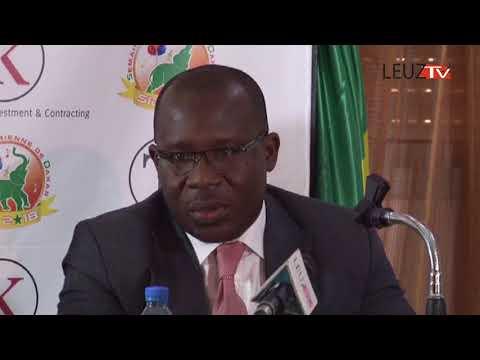 Ambassade de la côte d'Ivoire: Conférence de presse de la semaine ivorienne à Dakar
