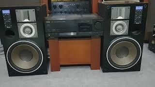 Combo Victor : Loa Zero 3 fine(đã bán) + amply AX-511 (giá 3t6)giãi mã DA nghe nhạc mạng