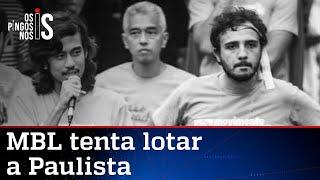 PT e PSOL ficam fora de ato do MBL contra Bolsonaro