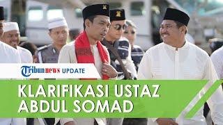 Klarifikasi Perceraian Ustaz Abdul Somad dengan istrinya Mellya Juniarti, Ada Beberapa Poin