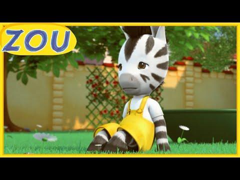Zou en Français 🏅 LE RECORD DE ZOU 🏃♂️ Dessins animés