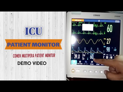 Comen Star8000 Patient Monitor
