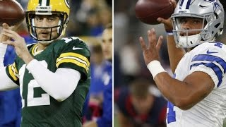 Semifinal NFC - Cowboys vs Packers