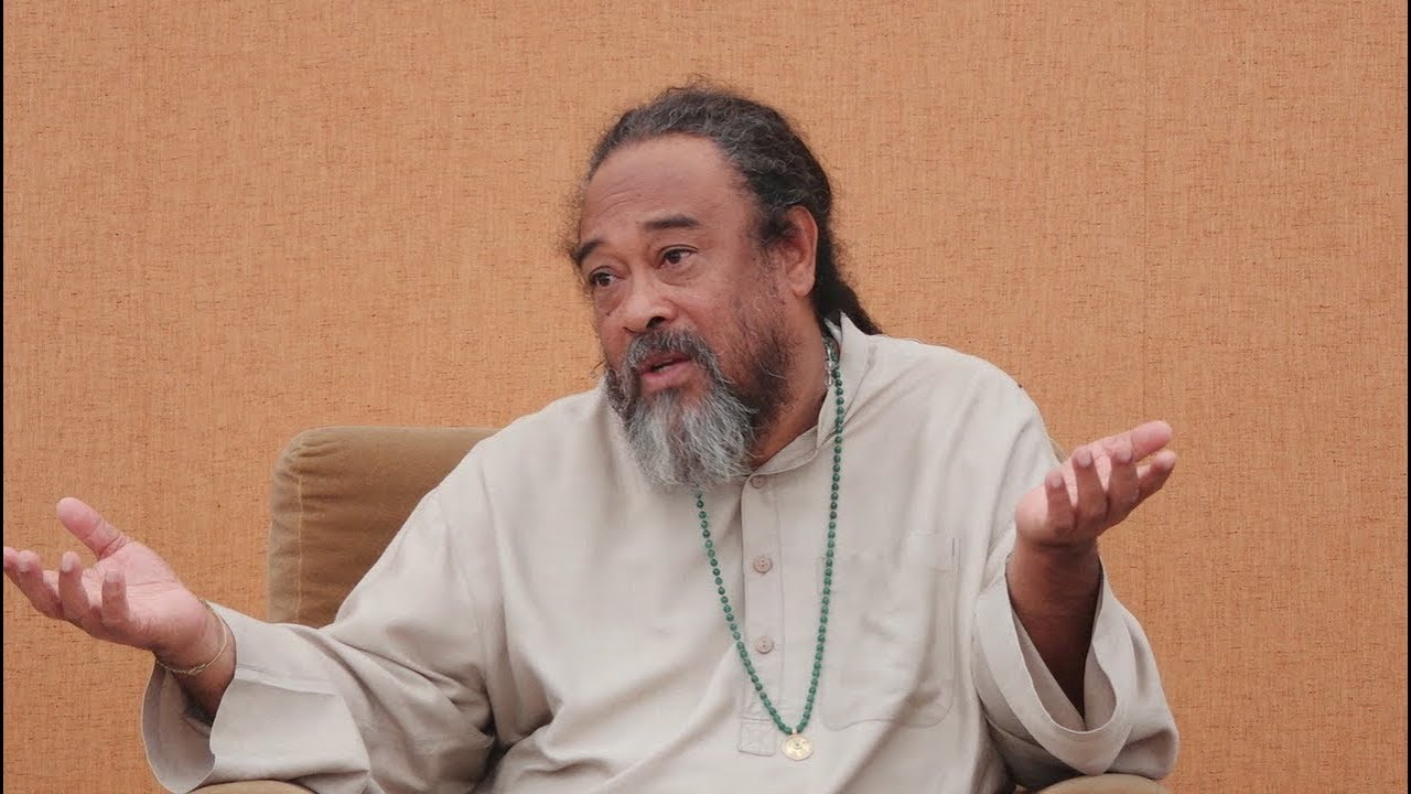 Mooji, How Can a Relationship Not Be Personal?
