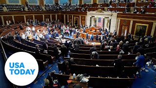 U.S. House votes on impeachment of President Donald Trump   USA TODAY