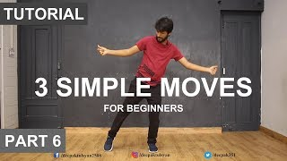 How to Dance | Basic Dance Steps for beginners | 3 Simple