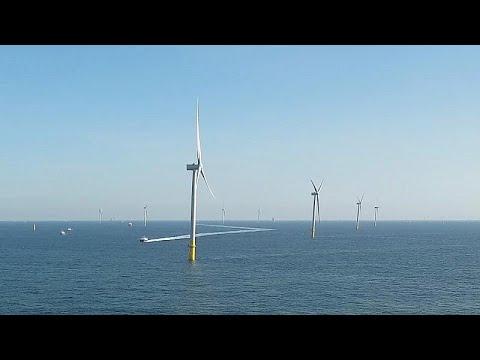 Τα υπεράκτια αιολικά πάρκα και ο ρόλος τους στην ενεργειακή μετάβαση της Ευρώπης…