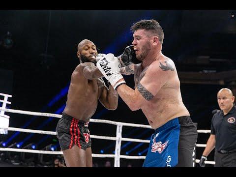 GLORY 72: Chris Camozzi vs. Ryot Waller - Full Fight