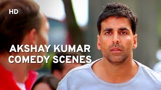 Akshay Kumar Comedy Scenes | Paresh Rawal | Bhagam Bhag | Govinda | Hindi Comedy Film - Download this Video in MP3, M4A, WEBM, MP4, 3GP