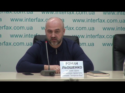 Interfax-Ukraine to host press conference 'Renovation of Dilapidated Housing in Kyiv and Resettlement of Residents - First Experience of Private Developer'