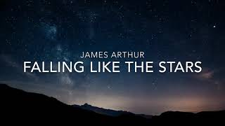 James Arthur  Falling Like The Stars (Audio) |Acoustic Cover|