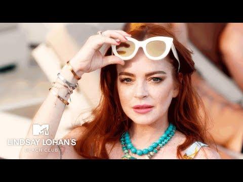 Lindsay Lohan's Beach Club (Promo)