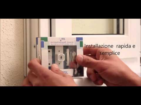 Download sistema di sicurezza finestra blocca maniglia mp3 - Blocca maniglia finestra ...