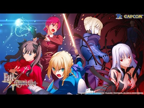 Fate unlimited codes psp