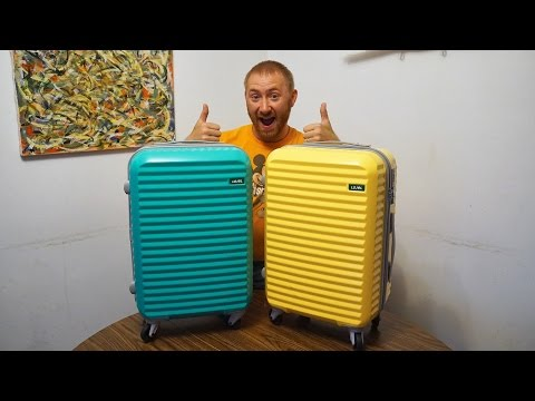 Lojel Groove Zipper Carry-On Spinner Luggage Review