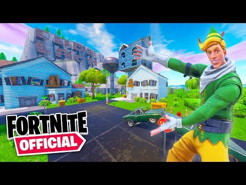 Fortnite FEATURED My Map In Fortnite Creative!