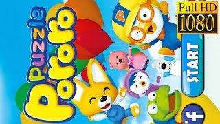 Puzzle Pororo Game Review 1080P Official Puttoentertainment Inc Puzzle 2016