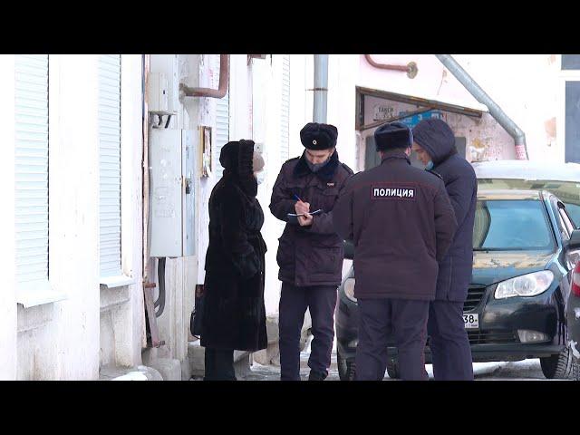 В Ангарске обнаружено тело мужчины