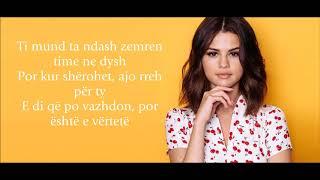 Selena Gomez   Back To You | SHQIP