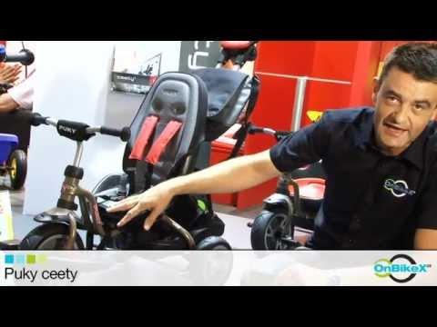 Puky Ceety Dreirad 2012 bei OnBikeX