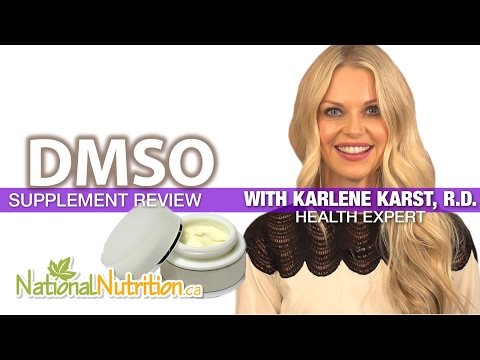 Professional Supplement Review - DMSO