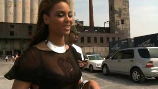 Beyonce: Behind The Photoshoot
