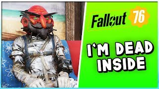 Fallout 76 - I'M DEAD INSIDE (Fallout 76 New DLC Update Gameplay Fasnacht Parade)