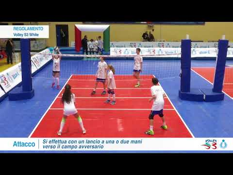 Preview video Volley S3 - Livello WHITE