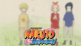 Naruto Shippuden - Ending 11 | It Was You