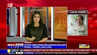 BPNB Gempa Aceh 64 Skala Richter Tak Berpotensi Tsunami