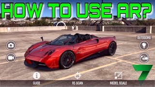 HOW TO USE AR MODE IN CSR 2? INSANE DETAILS!!   CSR Racing 2