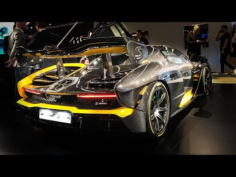 The Most Incredible Supercars At Geneva 2018!!