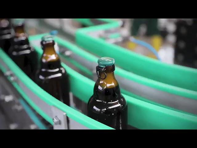 Watzdorfer Brauerei Abfüllung